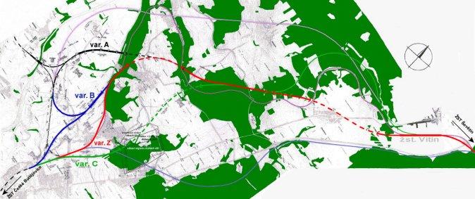 Vlak Site 4 Tranzitni Zeleznicni Koridor